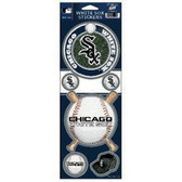 Chicago White Sox Prismatic Stickers