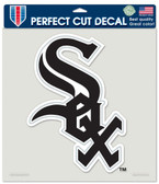"Chicago White Sox Die-Cut Decal - 8""x8"" Color"