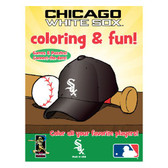 Chicago White Sox Coloring Activity Book