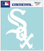 "Chicago White Sox 8""x8"" Die-Cut Decal"