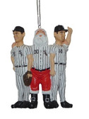 Chicago White Sox Team Celebration Ornament Santa Jim Thome Paul Konerko