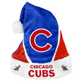 Chicago Cubs Santa Hat - Colorblock 2014
