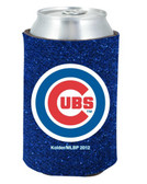 Chicago Cubs Kolder Kaddy Can Holder - Glitter