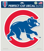 "Chicago Cubs Die-Cut Decal - 8""x8"" Color"