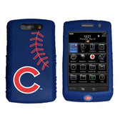 Chicago Cubs Cashmere Silicone Blackberry Storm Case