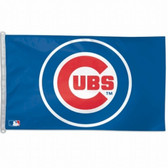 Chicago Cubs 3'x5' Flag