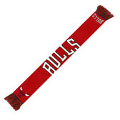 Chicago Bulls Scarf - 2014 Woodmark