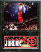 "Chicago Bulls Michael Jordan 12""x15"" Plaque # 3"