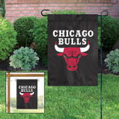 Chicago Bulls Garden Flag GFBUL
