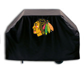 "Chicago Blackhawks 60"" Grill Cover"