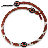 Chicago Bears Spiral Football Necklace