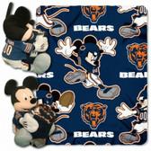 Chicago Bears Disney Hugger Blanket