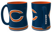 Chicago Bears Coffee Mug - 15oz Sculpted