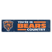 Chicago Bears 8' Banner