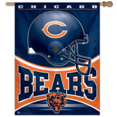 "Chicago Bears 27""x37"" Banner"