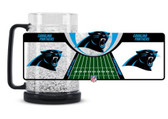 Carolina Panthers Crystal Freezer Mug 9413159129