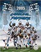 Carolina Panthers 8x10 Team Photo - 2005