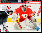 Calgary Flames Miikka Kiprusoff 2012-13 Action 20x24 Stretched Canvas