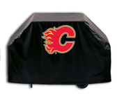 "Calgary Flames 72"" Grill Cover"
