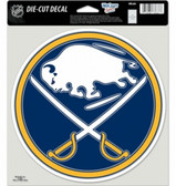 """Buffalo Sabres Die-Cut Decal - 8""""x8"""" Color"""