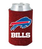 Buffalo Bills Kolder Kaddy Can Holder - Glitter