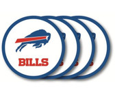 Buffalo Bills Coaster Set - 4 Pack