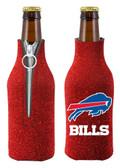 Buffalo Bills Bottle Suit Holder - Glitter