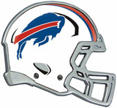 Buffalo Bills Auto Emblem - Helmet