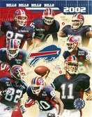 Buffalo Bills 8x10 Team Photo - 2002