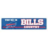 Buffalo Bills 8' Banner