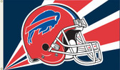 Buffalo Bills 3 Ft. x 5 Ft. Flag w/Grommets