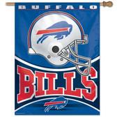 """Buffalo Bills 27""""x37"""" Banner"""