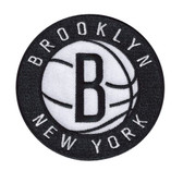 Brooklyn Nets Logo Patch