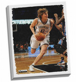 Brooklyn Nets Andrei Kirilenko Stretched 32x40 Canvas