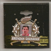 Brendan Shanahan Detroit Red Wings Pin