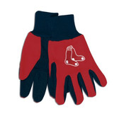 Boston Red Sox Two Tone Gloves