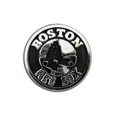 Boston Red Sox Silver Auto Emblem
