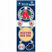 Boston Red Sox Prismatic Stickers
