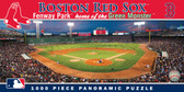 Boston Red Sox Panoramic Stadium Puzzle