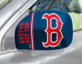 Boston Red Sox Mirror Cover - Small