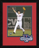 Boston Red Sox Koji Uehara 2013 World Series Champions Logo Mat Framed