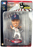 "Boston Red Sox Josh Beckett 3.5"" Mini Big Head Bobblehead"