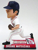 Boston Red Sox Daisuke Matsuzaka On Field Bobblehead