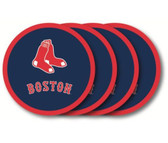 Boston Red Sox Coaster Set - 4 Pack