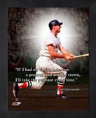 Boston Red Sox Carl Yastrzemski 8x10 Pro Quote