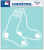 "Boston Red Sox 8""x8"" Die-Cut Decal"