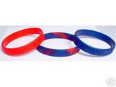 Boston Red Sox 3 Pack Wristband Set