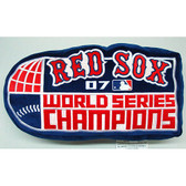 Boston Red Sox 2007 World Series Champions Pillow