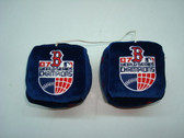 Boston Red Sox 2007 World Series Champions Fuzzy Dice
