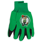 Boston Celtics Two Tone Gloves - Adult